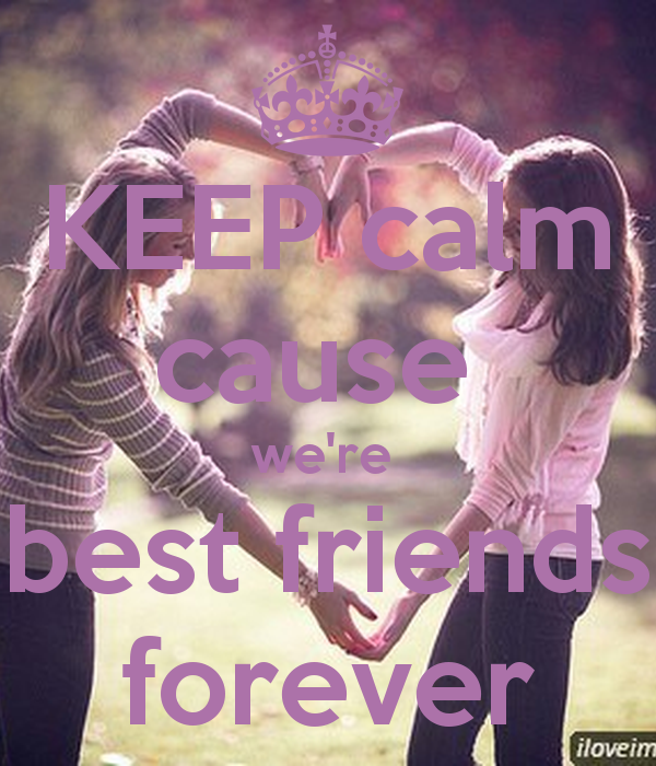 Best Friends Forever Wallpapers Were best friends forever 600x700