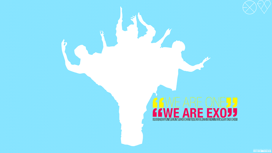 Exo Logo Wallpaper Kris Years 900x506