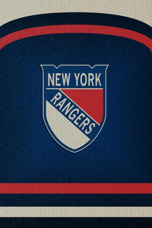 39 New York Rangers Iphone Wallpaper On Wallpapersafari