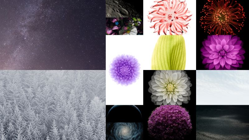 You can download all the Apple iPhone 6 iOS 8 HD Wallpapers from the 800x450