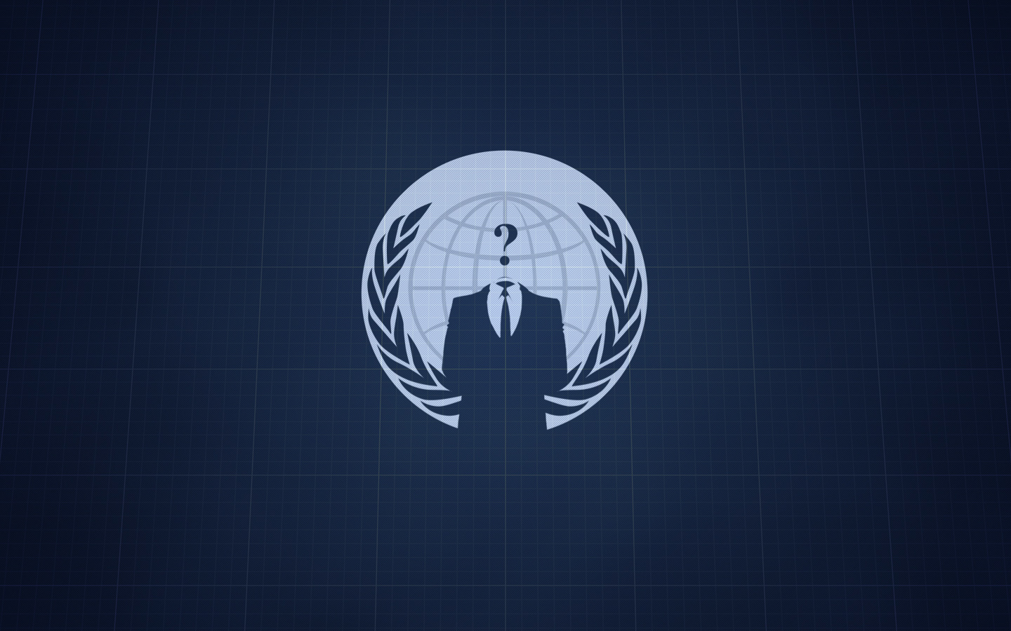 wallpapers de anonymous HD   Taringa 1440x900