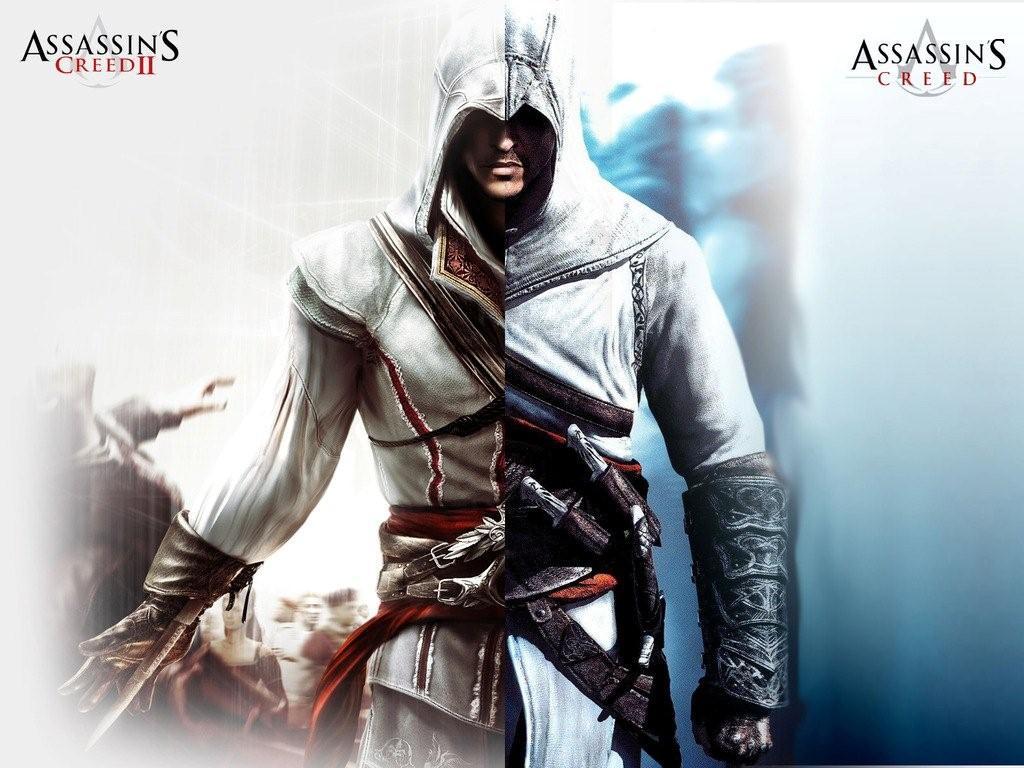 assassins creed ezio altair   Select Game 1024x768