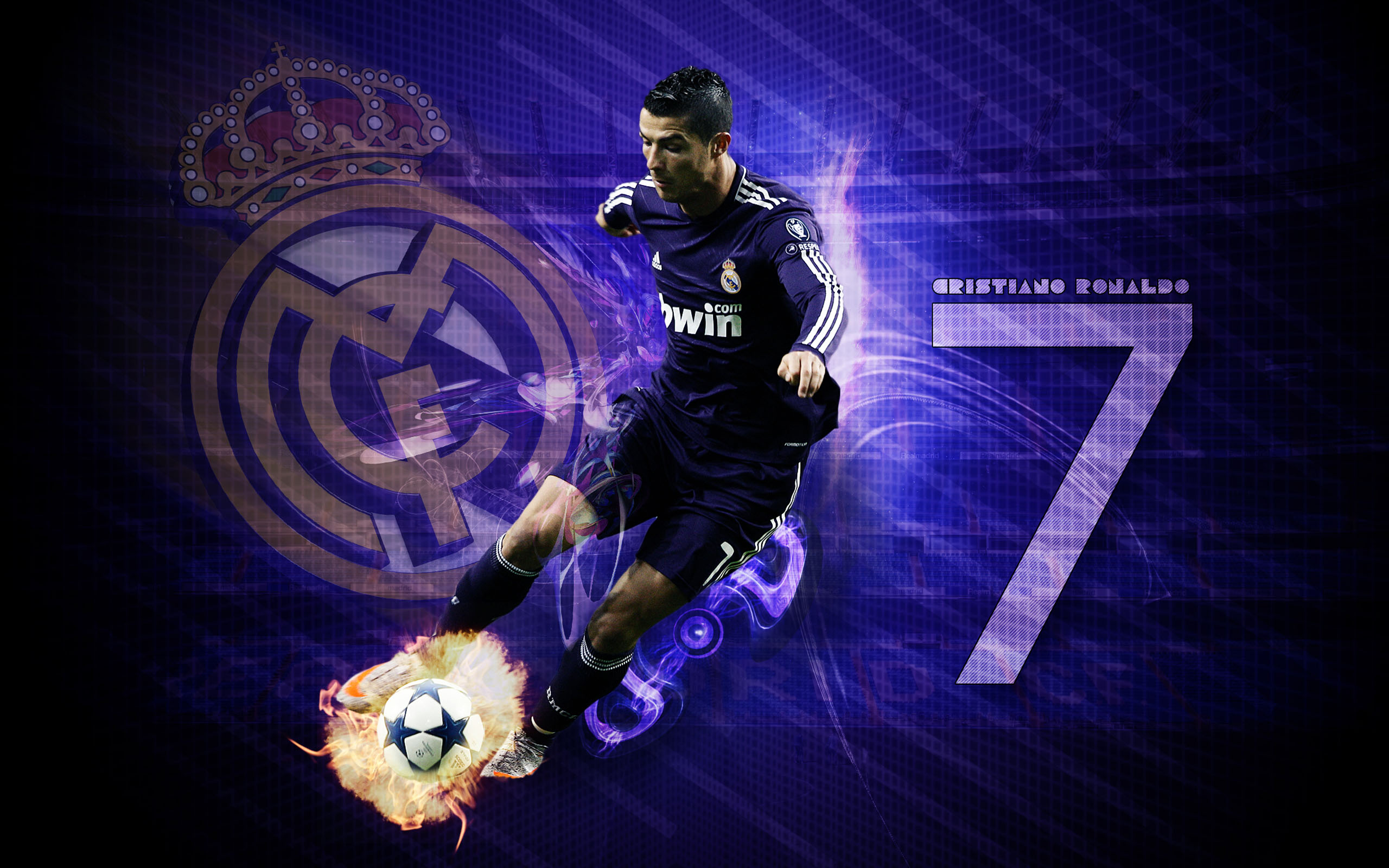 Fonds dcran Real Madrid tous les wallpapers Real Madrid 2560x1600