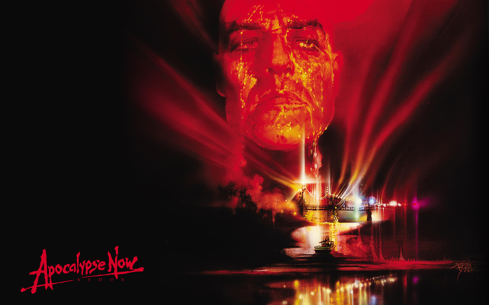 Apocalypse Now Redux Movie Poster Images amp Pictures   Becuo 1680x1050