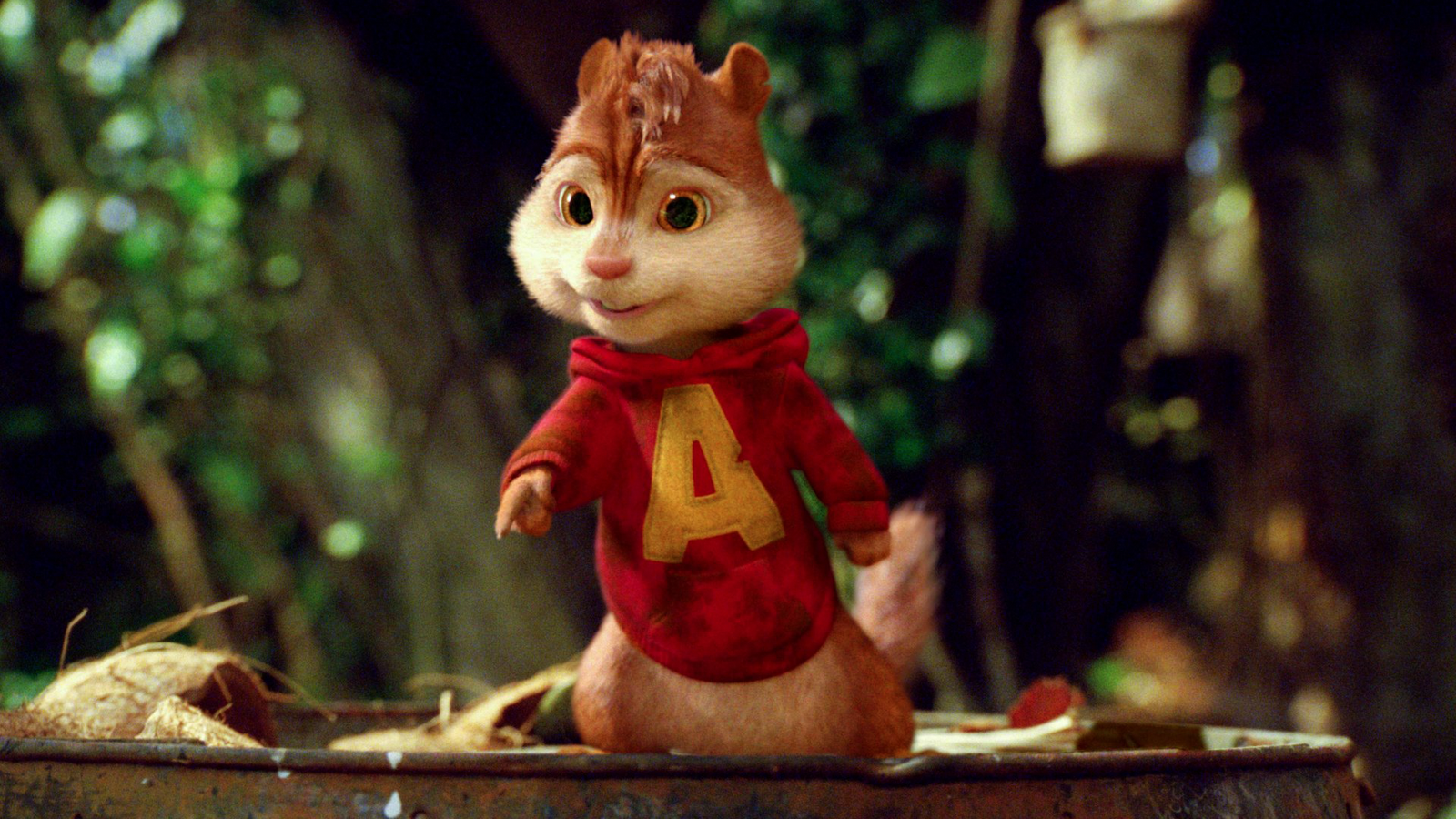 Free Download Wallpaper Alvin And The Chipmunks Chipwrecked Movie