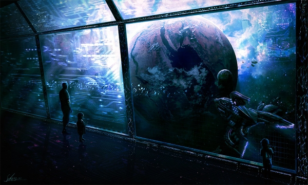 planets outer space planets science fiction aliens 1280x768 wallpaper 600x360