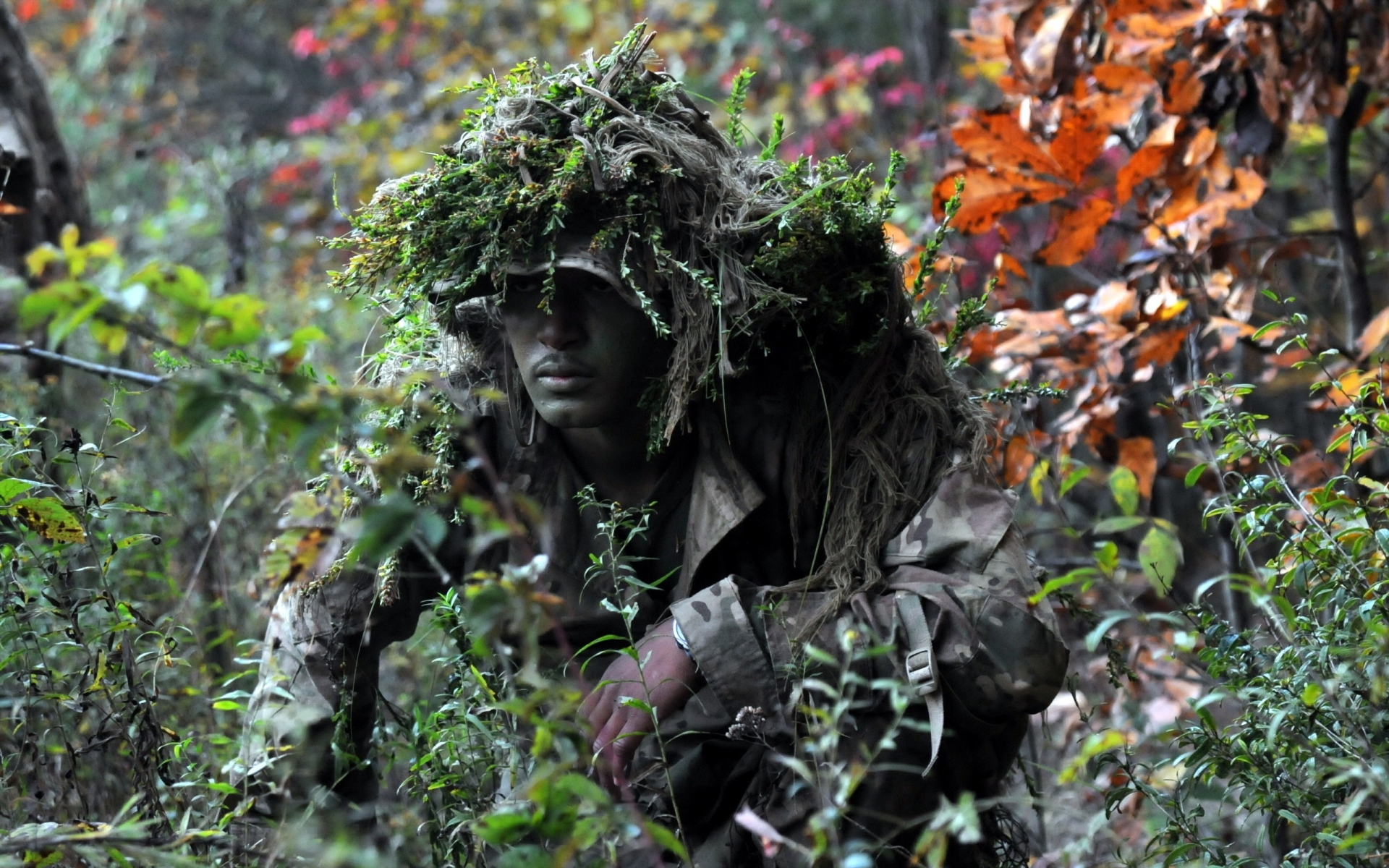 Soldier Camouflage military wallpaper 1920x1200 46791 1920x1200