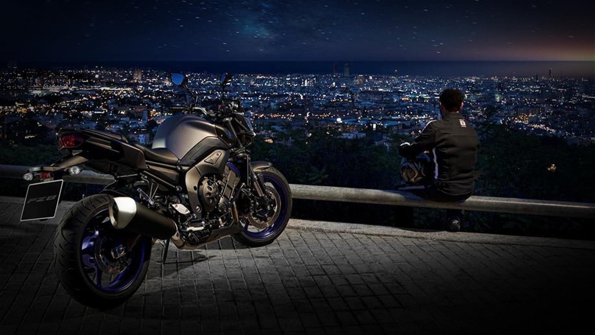2014 Yamaha FZ8 engine performance 2014 Yamaha FZ8 Naket Brutal 1920x1080