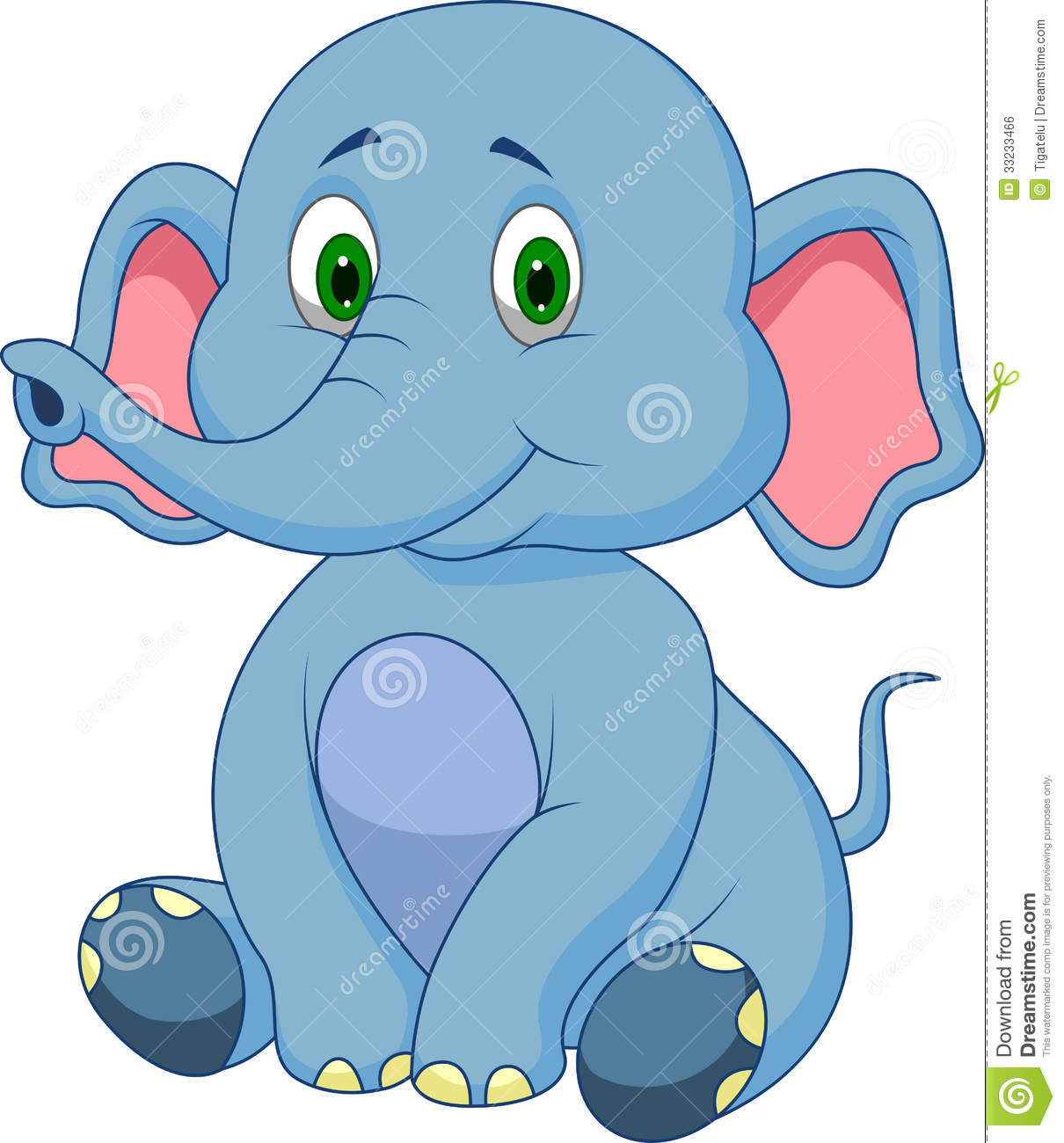 cartoon elephant wallpaper - photo #17