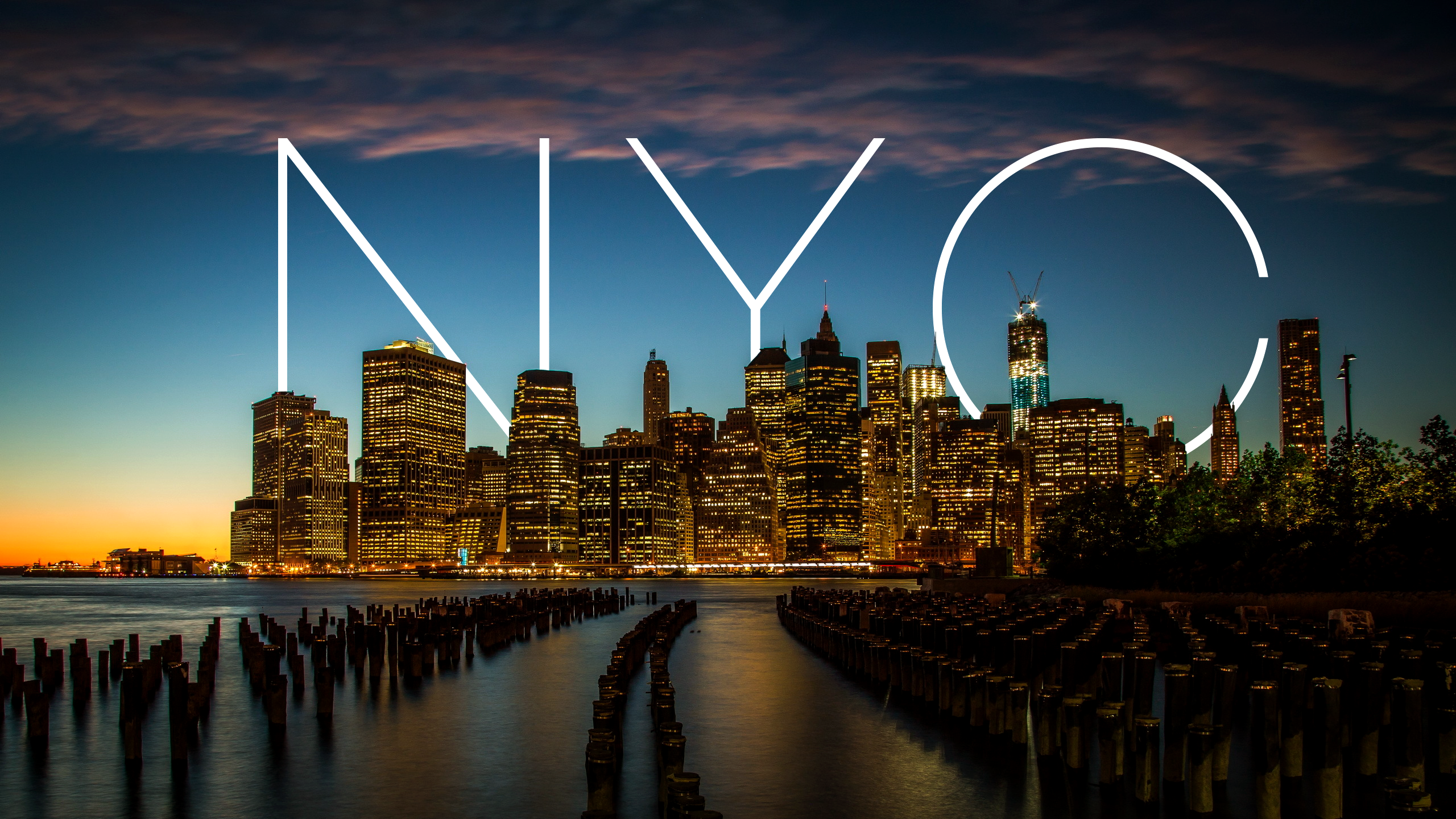 New York City Wallpaper   HD Wallpapers Backgrounds of 2560x1440