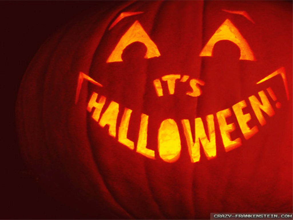 Happy Halloween Pumpkin wallpaper   ForWallpapercom 1025x769