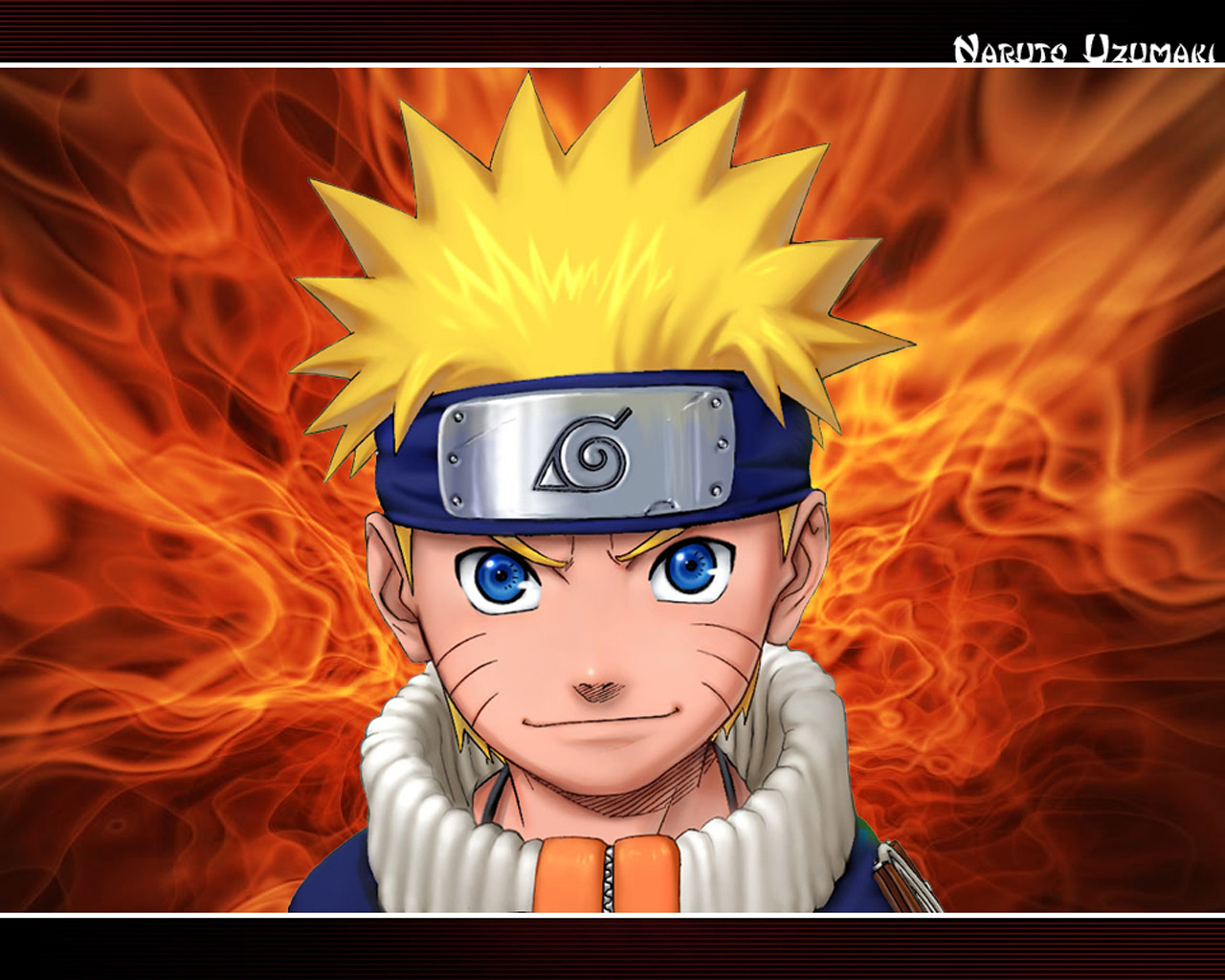 Dragon Ball Z Goku vs Naruto Naruto 1280x1024