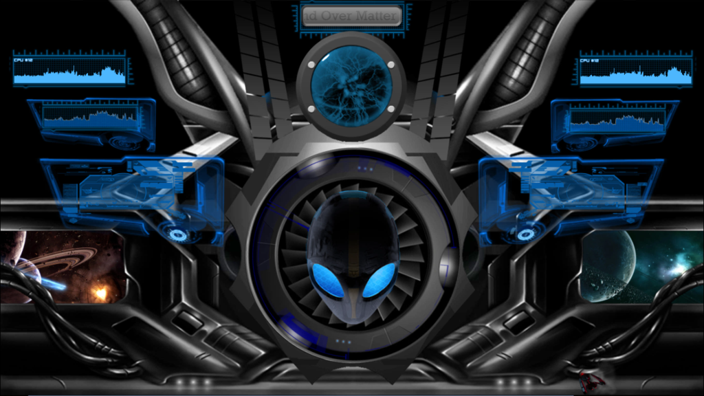 Alienware Blue Eagle by allshallperish09 1024x576