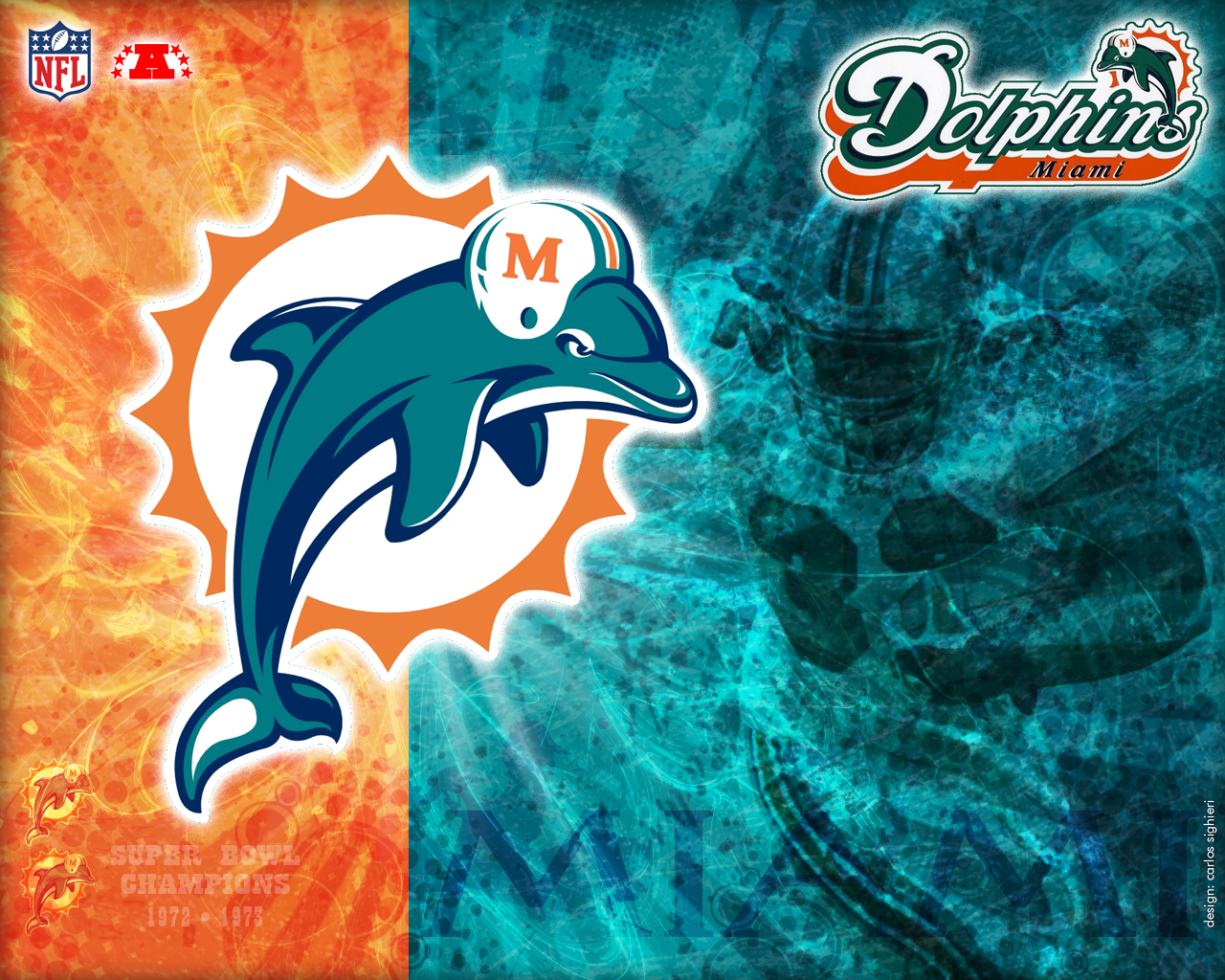 Miami Dolphins wallpaper images Miami Dolphins wallpapers 1280x1024