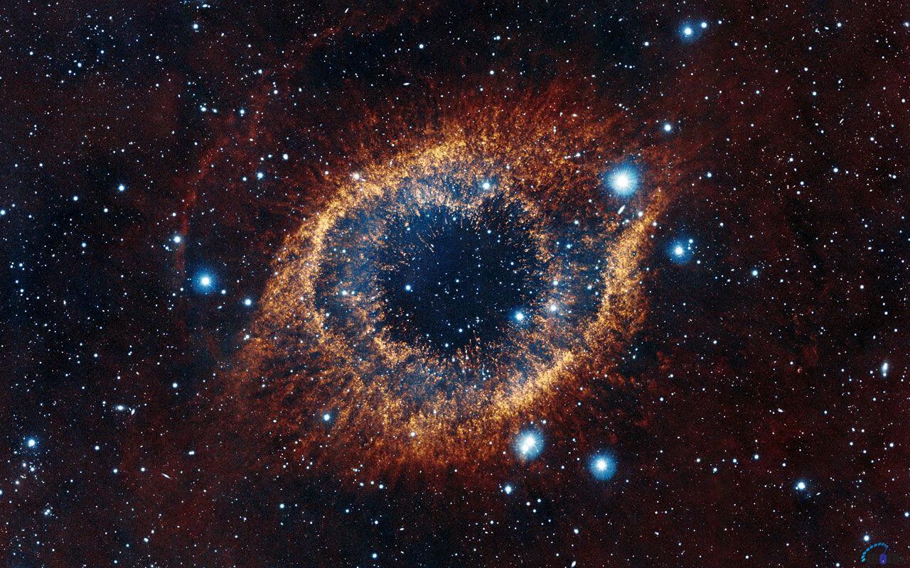 43 Eye Of God Nebula Wallpaper On Wallpapersafari
