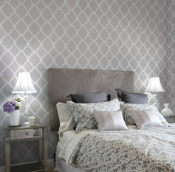 48 Wallpaper For Bedroom Accent Wall On Wallpapersafari