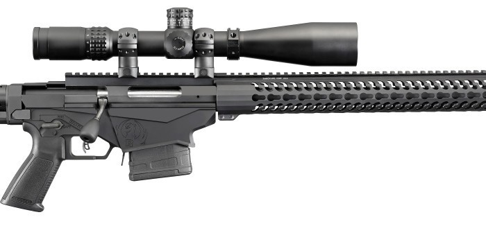 Introducing the Ruger Precision Rifle Purpose Built to Distance 700x352
