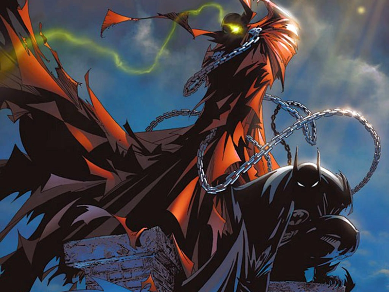 ,Spawn batman spawn comics 1024x768 wallpaper – Batman Wallpaper ...