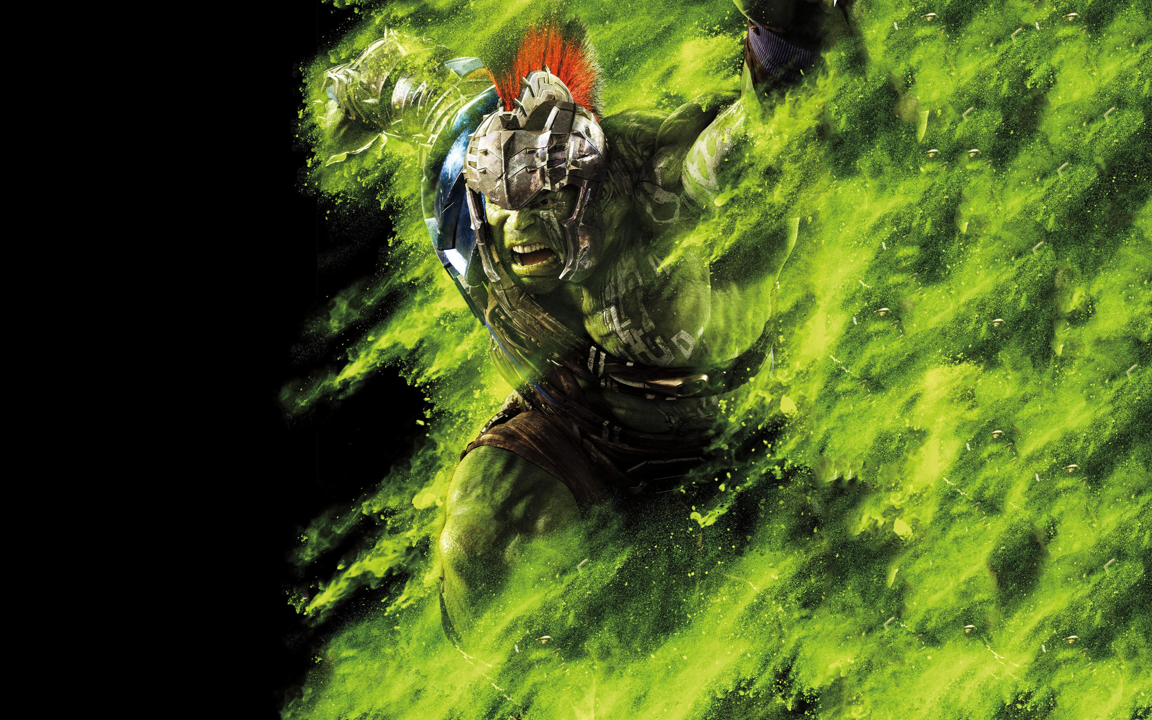 Thor Ragnarok Wallpaper Hulk