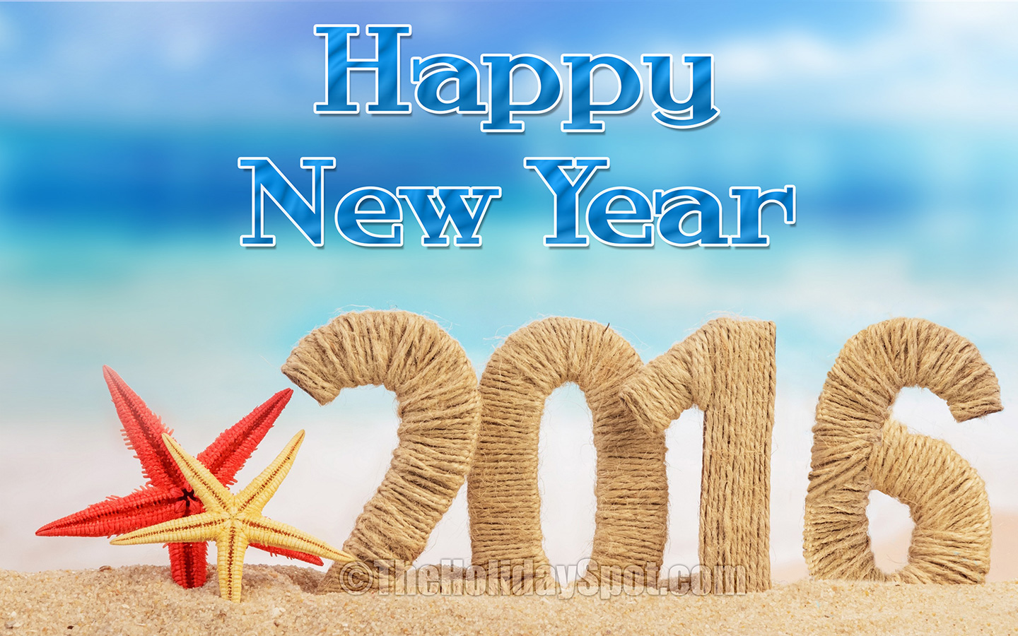 New Year 2016 Wallpapers for Desktop Widescreen Mobile High 1440x900