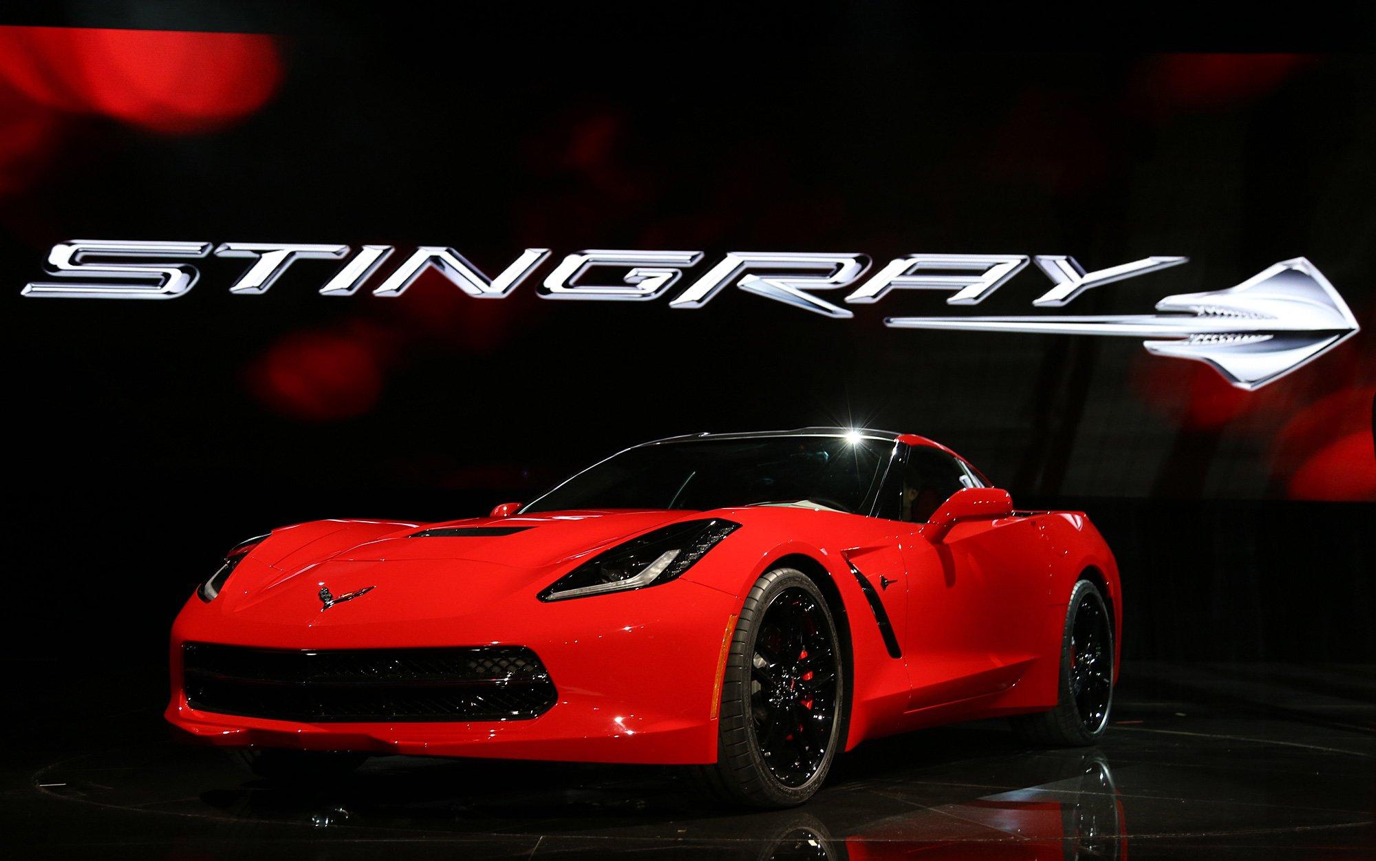 GT5 2014 Corvette Stingray C7 Wallpaper 19201080 Engine 2000x1251