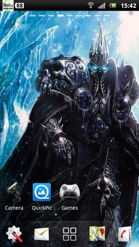 World Of Warcraft Live Wallpaper