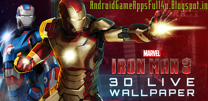 705x344px Iron Man 3d Wallpapers Download Wallpapersafari