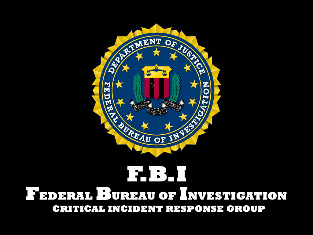 FBI Federal Bureau of Investigation Logo Wallpapers 1024x768