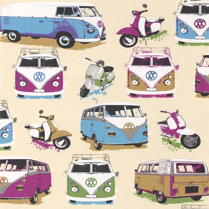 Campervan wallpaper by Muriva   J05901 800x800