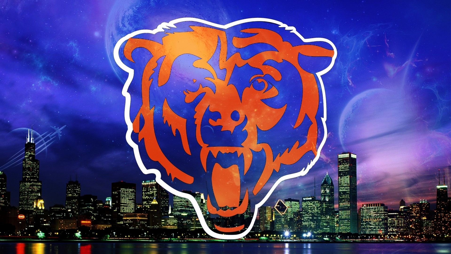 HD Chicago Bears NFL Wallpapers   2021 NFL Football Wallpapers 1920x1080