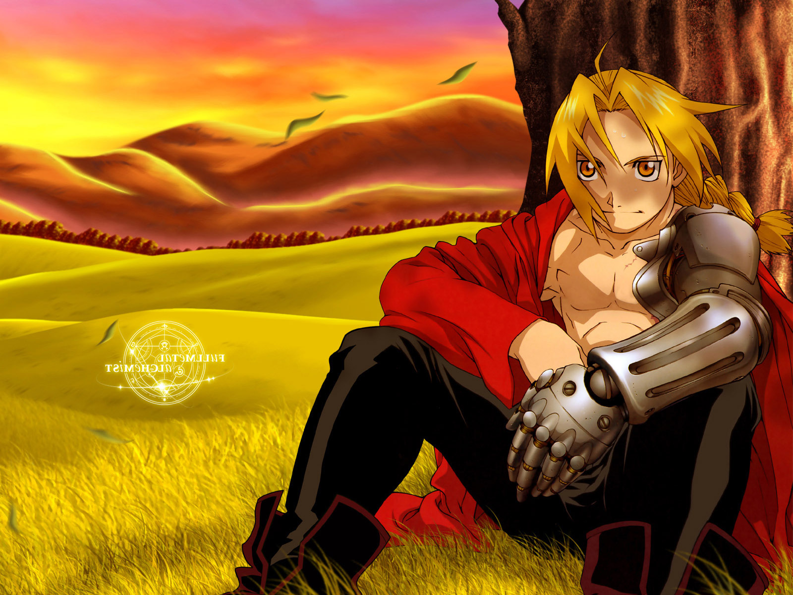 Full Metal Alchemist Wallpaper HD Backgrounds Images Pictures 1600x1200