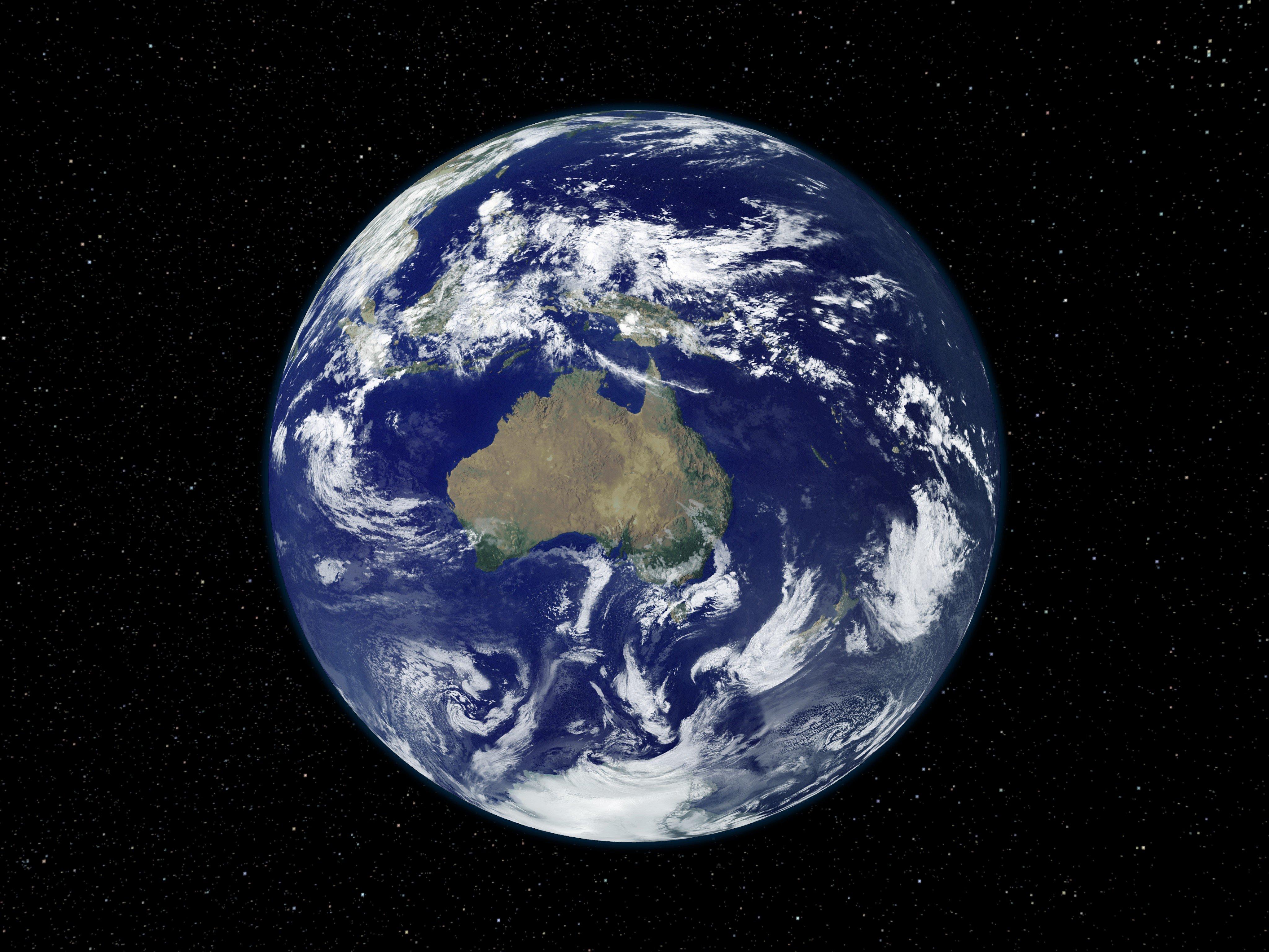 NASA Earth Wallpaper - WallpaperSafari