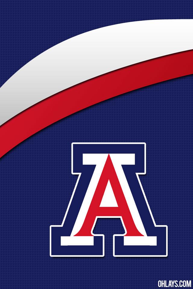 Arizona Wildcats iPhone Wallpaper 640x960