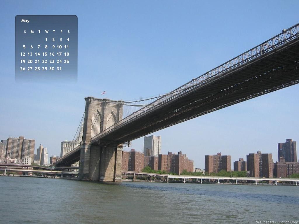 Monthly Calendar Wallpapers Page 3 1024x768