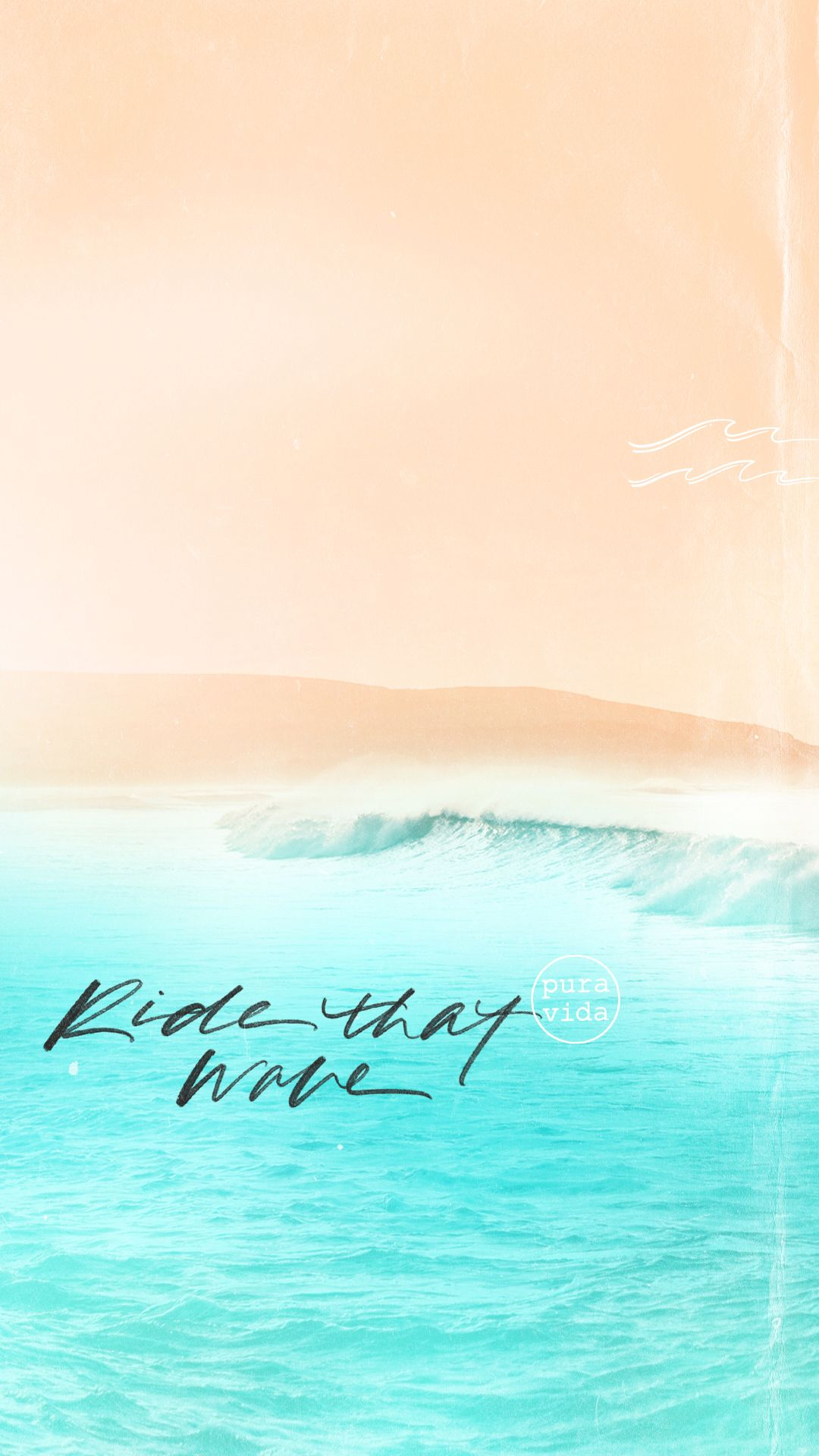 Get your phone set for summer with these surf inspired backgrounds 1080x1920