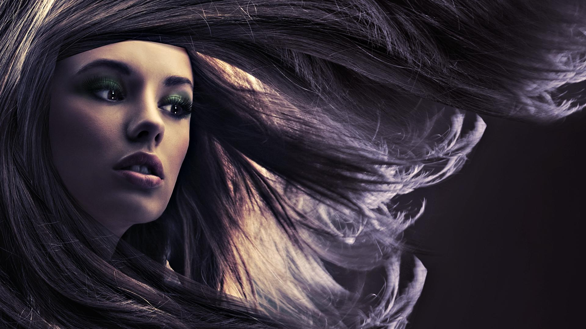 wallpapers beautiful hair - photo #11