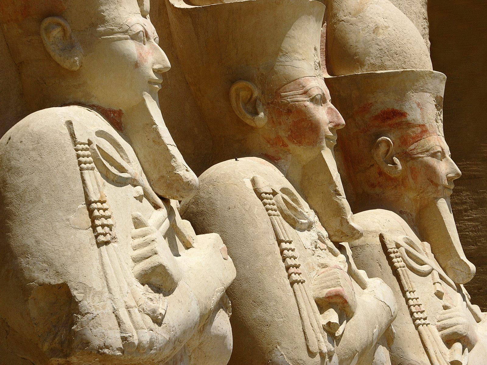 Temple of Hatshepsut Wallpaper Egypt World Wallpapers in jpg 1600x1200