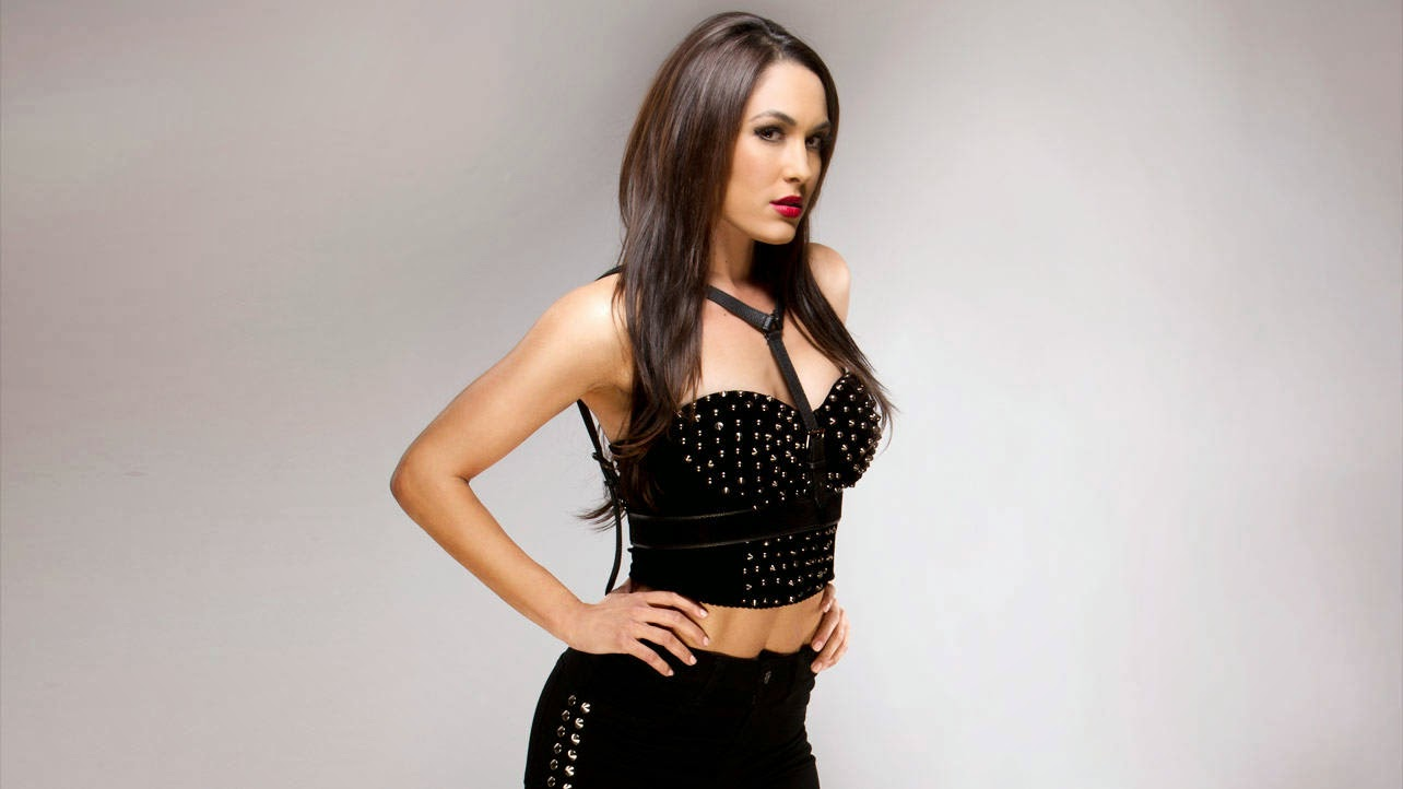 WWE Diva Brie Bella HD Wallpapers Download High Definition 1284x722
