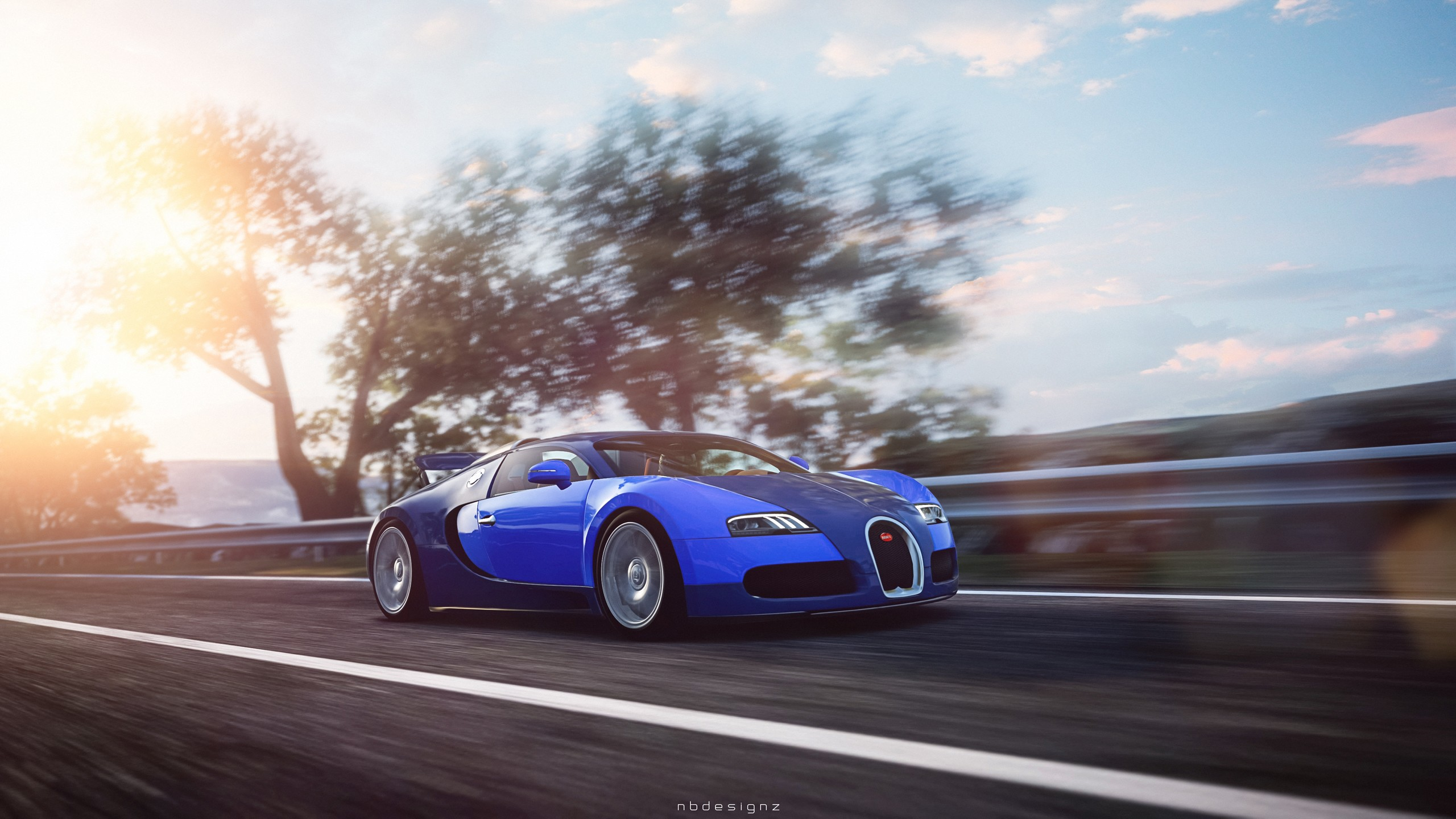 Bugatti Veyron EB 16 4 Gran Turismo 6 Wallpaper HD Car 2560x1440