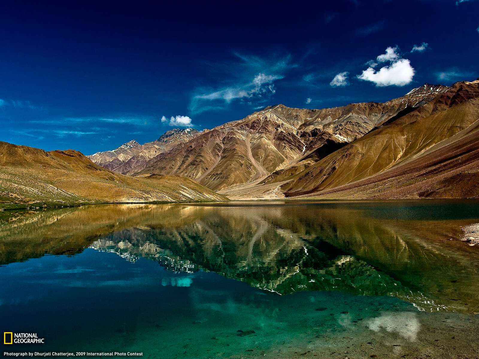 Lake of the Moon Photo India Wallpaper National Geographic Photo 1600x1200