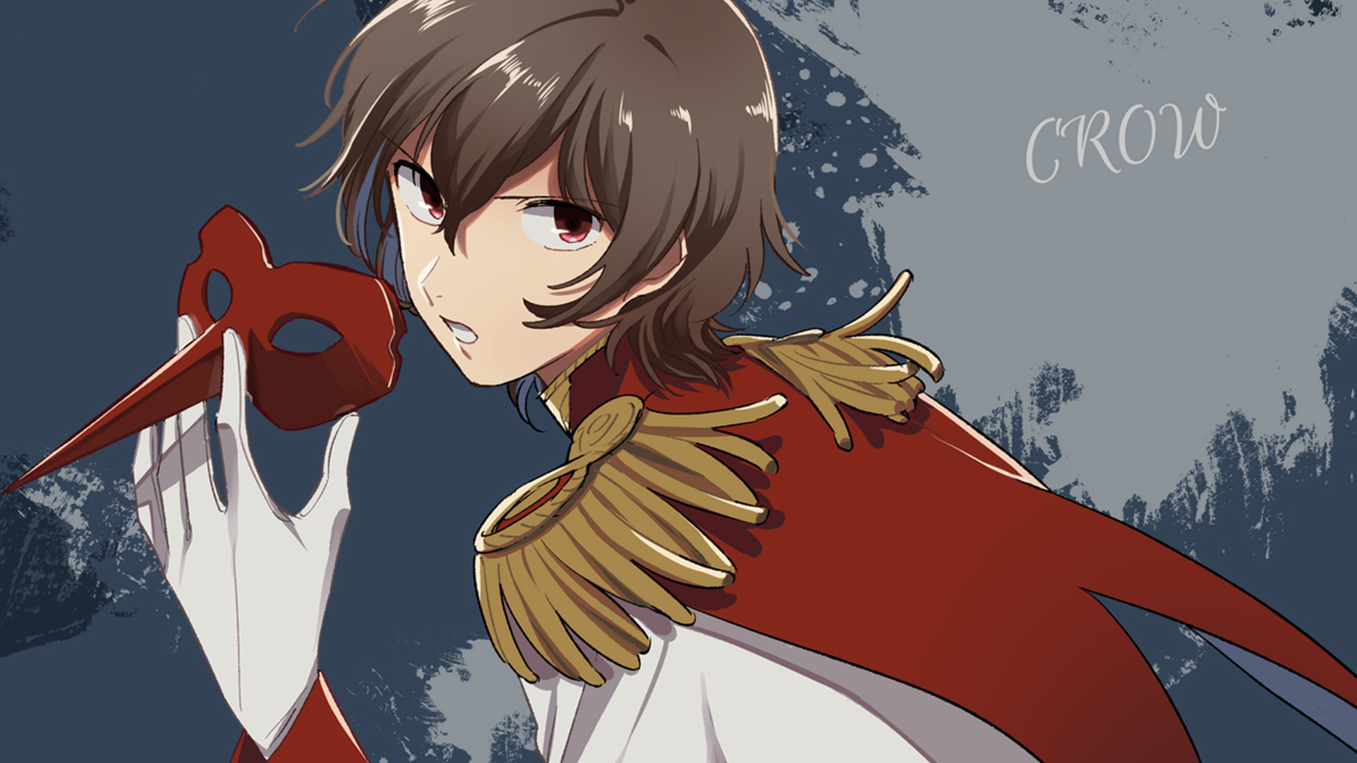 Persona 5   Goro Akechi HD Wallpaper Background Image 1920x1080