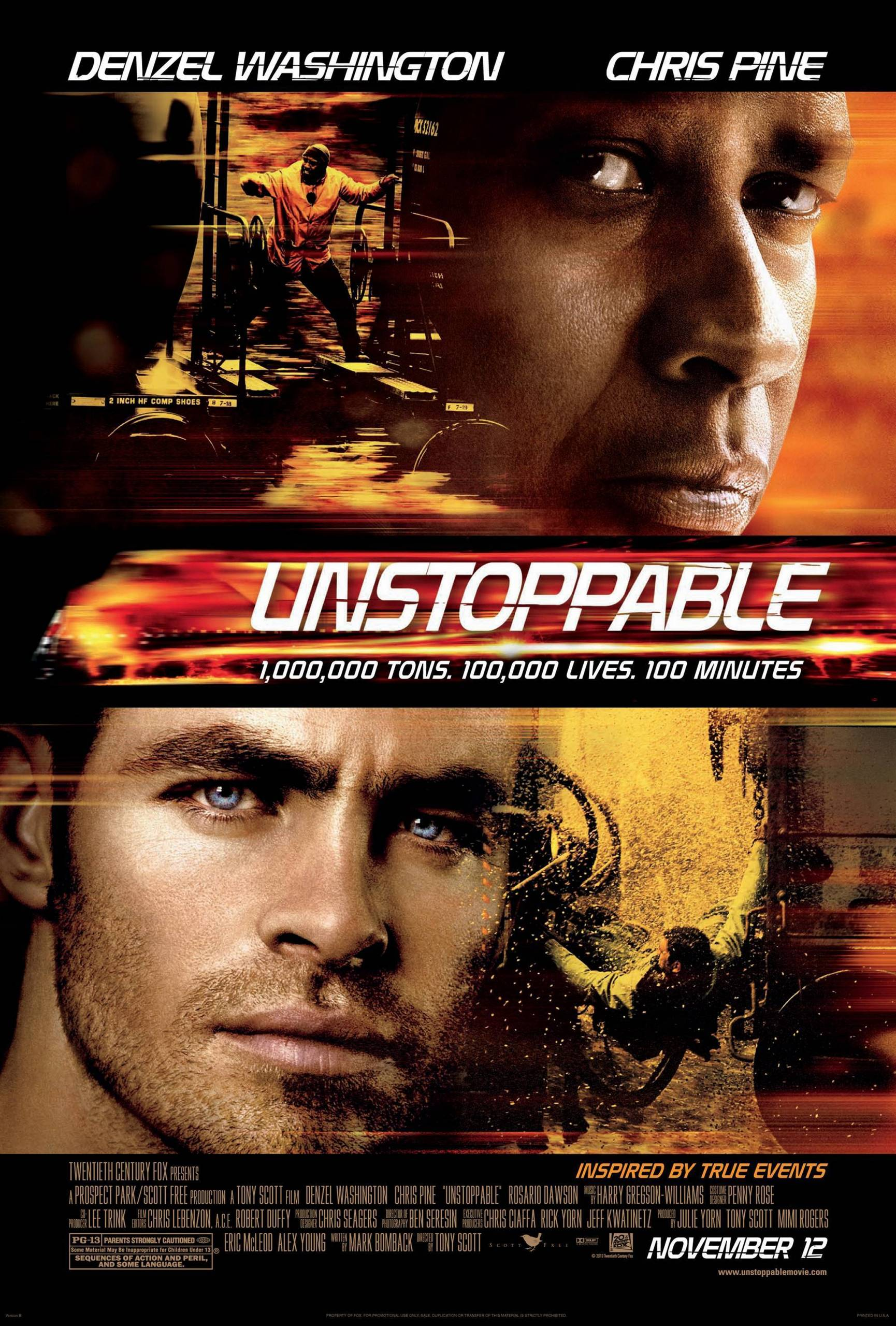 Unstoppable images Unstoppable Stills HD wallpaper and background 1730x2560