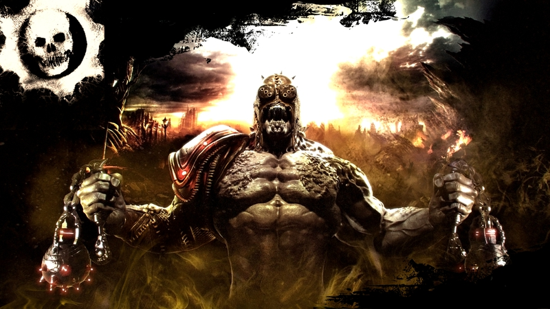 video games hd wallpapers subcategory gears of war hd wallpapers Car 800x450