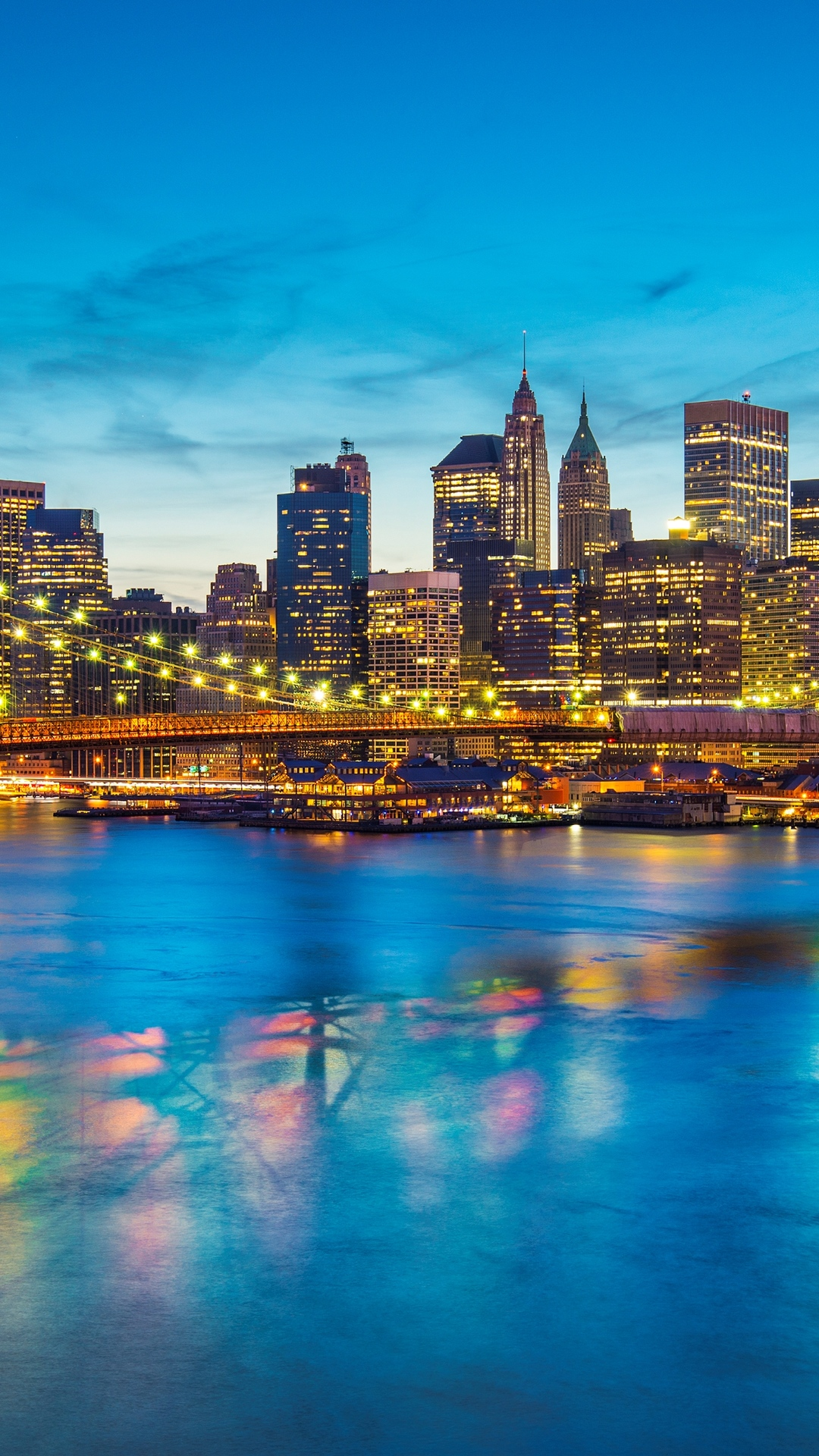 New York City Wallpaper 4K - WallpaperSafari