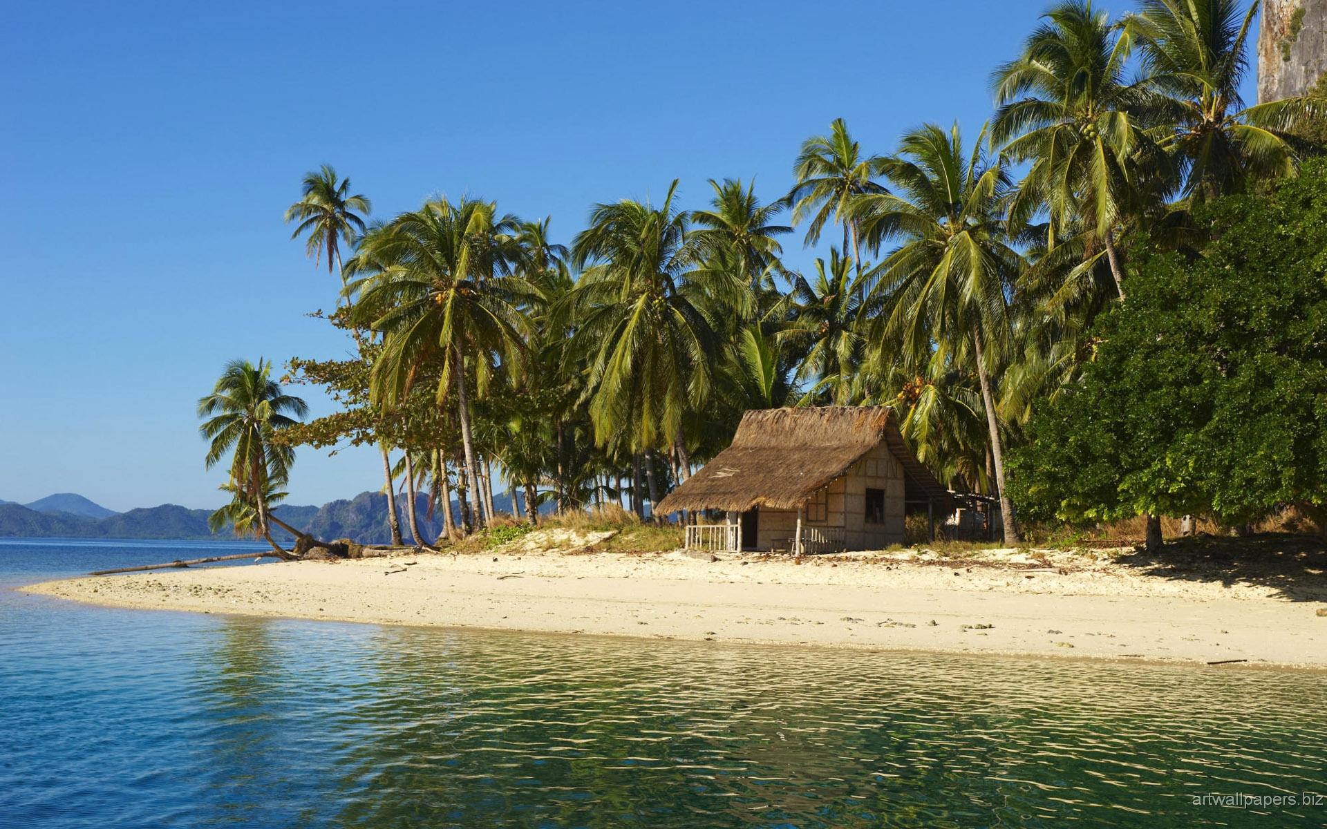 Tropical Islands Wallpapers Tropical Islands Desktop 1920x1200