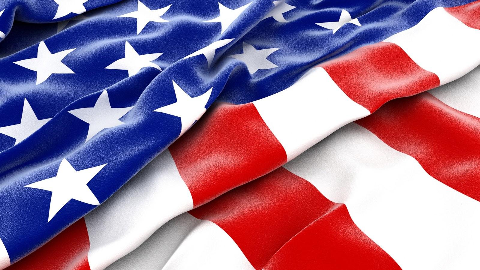 High Resolution American Flag Wallpaper