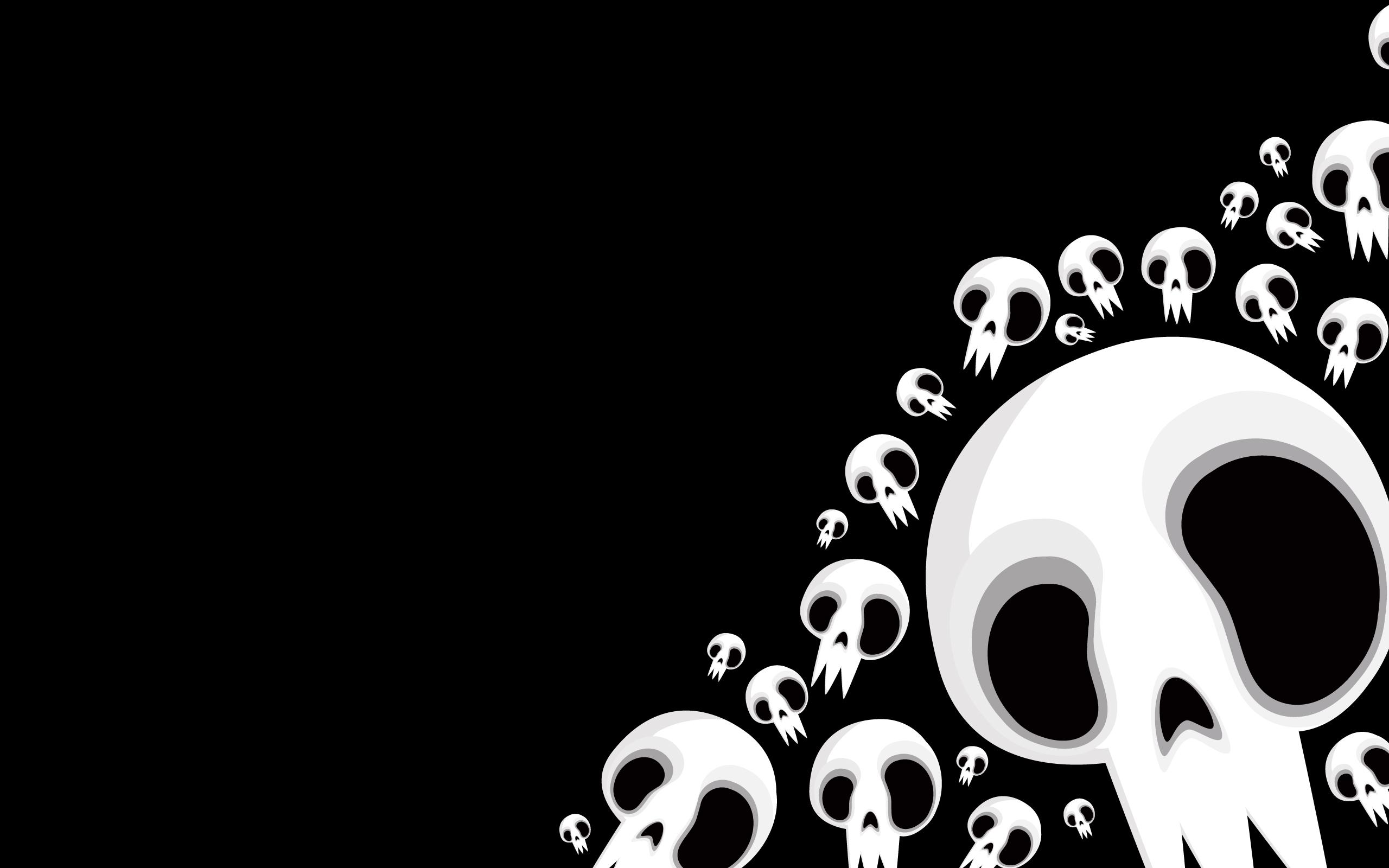 Free Download Download The Crazy Skulls Wallpaper Crazy