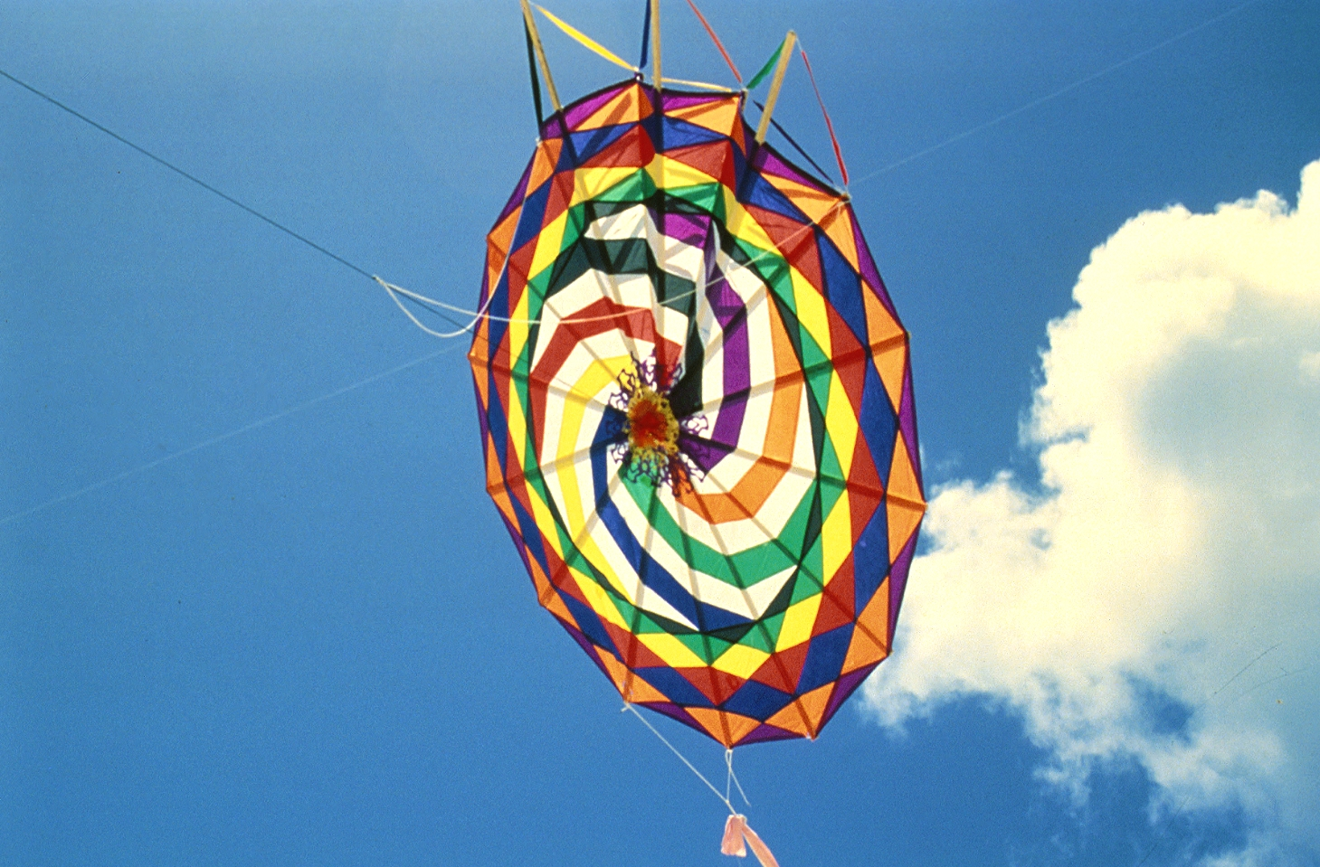 bermuda kites kite festival round shape kite international kite 1459x959