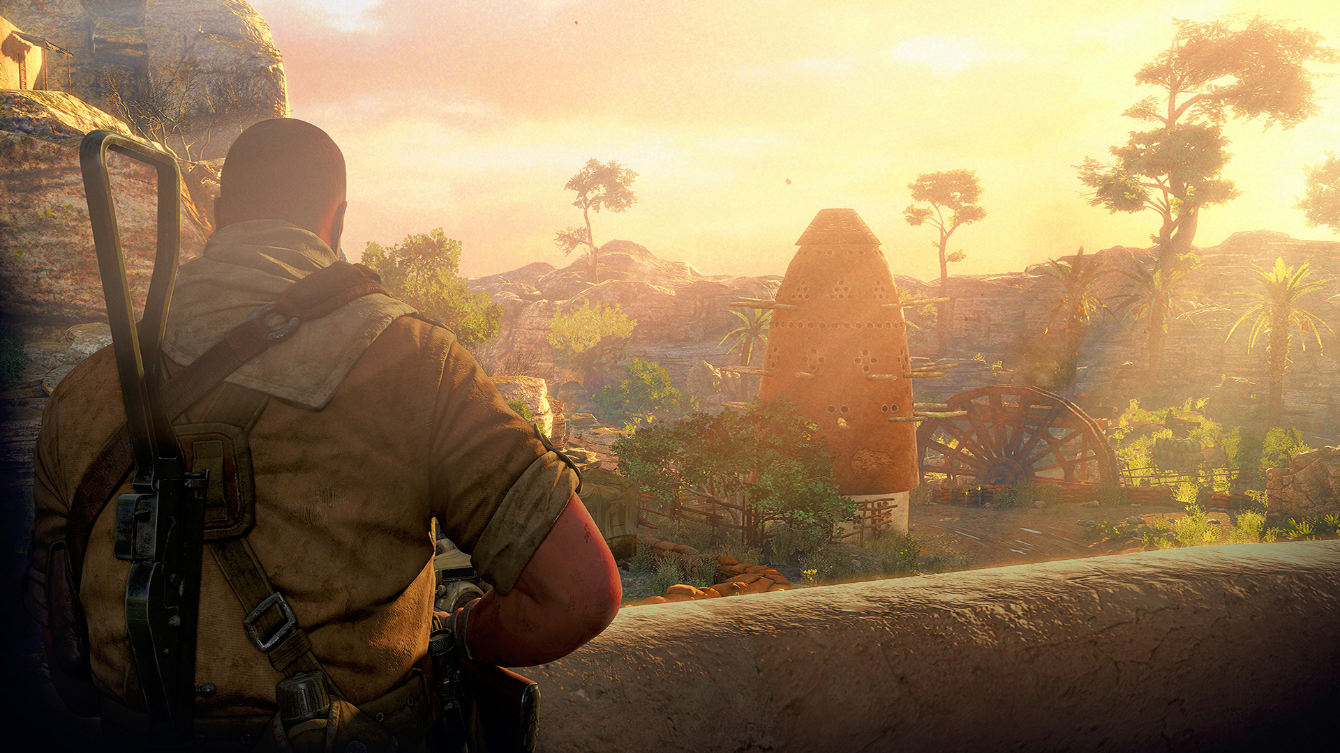 Sniper Elite 3 HD Wallpapers and Background Images   stmednet 1920x1080