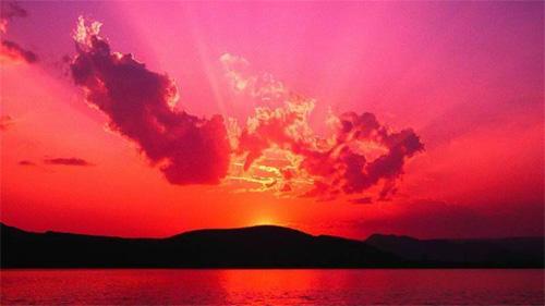 44 Beautiful Sunset Wallpapers Naldz Graphics 500x281